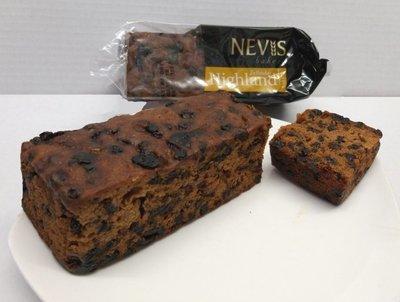 Nevis Bakery Highland Whisky Cake Cake (300g)