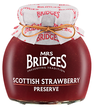 Mrs Bridges Scottish Strawberry Preserve 113g