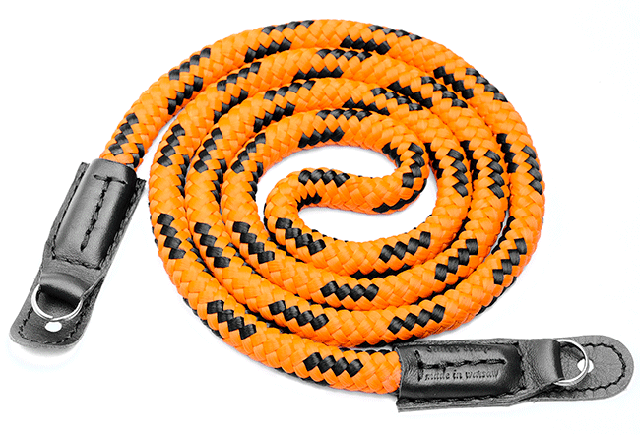 El Capitan Koi. Neck Camera Strap
