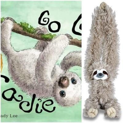 Go Go Sadie Book & Plushy Toy