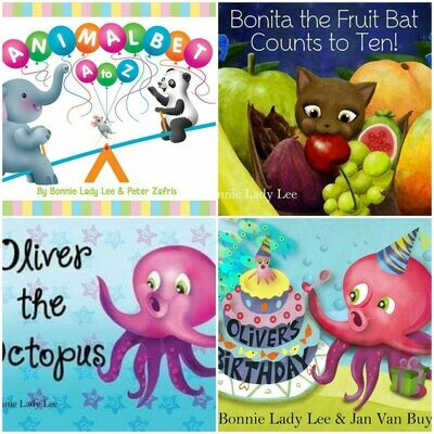BABY BOARD BOOK COLLECTION