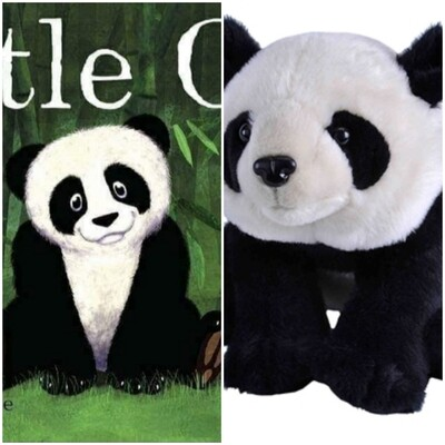 LITTLE GIFT BOOK & PLUSHY TOY