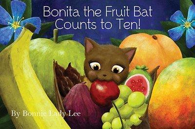 BONITA THE FRUIT BAT COUNTS TO TEN!