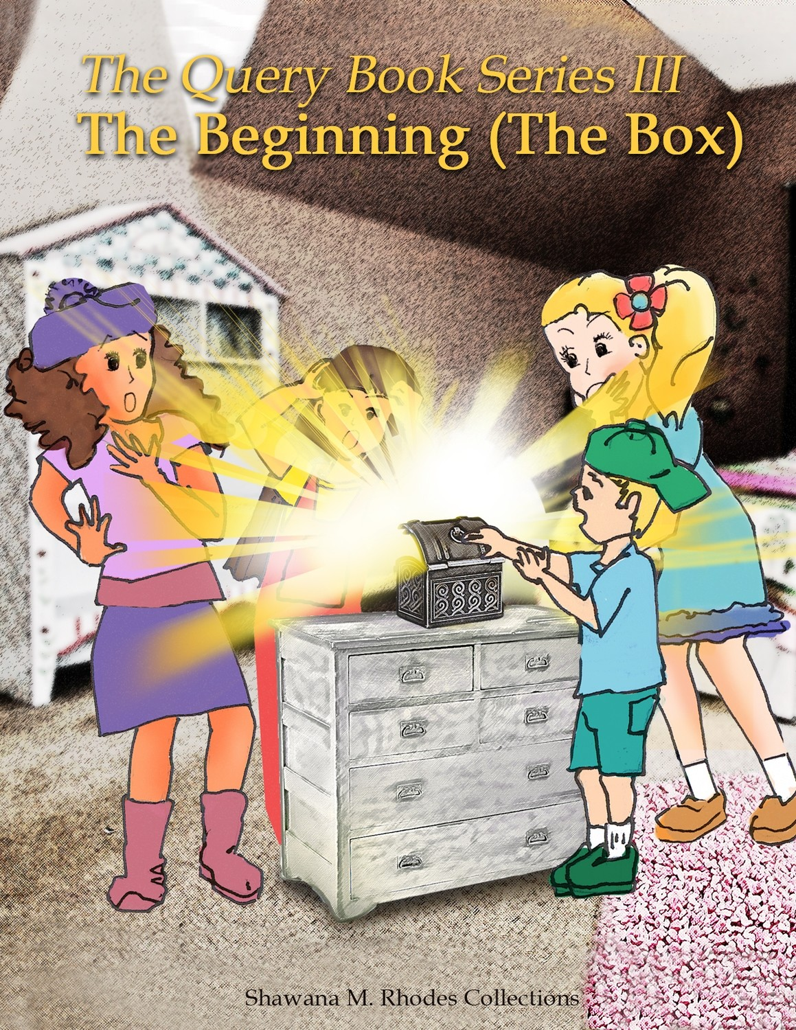 The Query Book Series 3: The Beginning/The Box