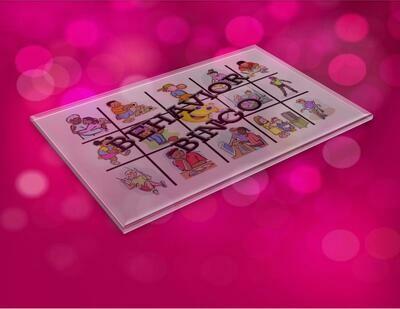 Behavior Bingo Board Game