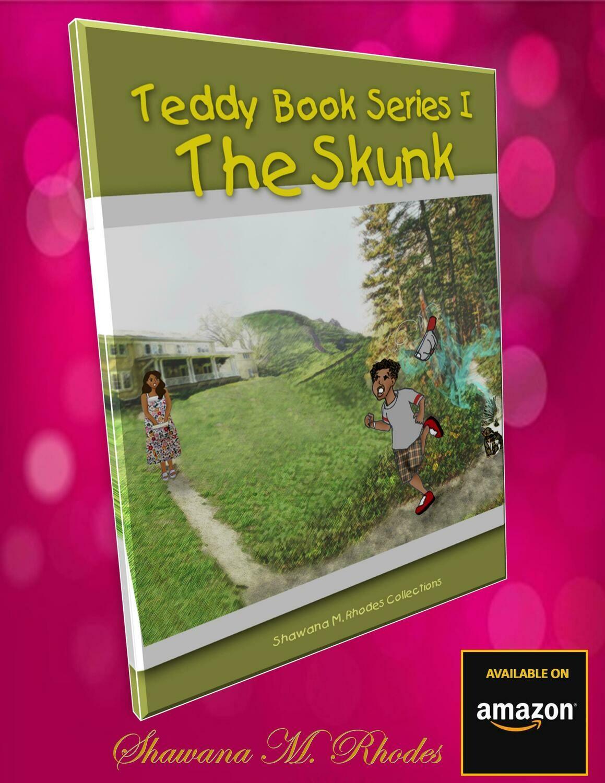 Teddy Book Series 1: The Skunk (Paperback)