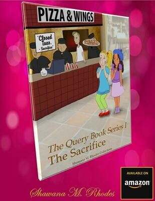 The Query Book Series 1: The Sacrifice (Paperback)