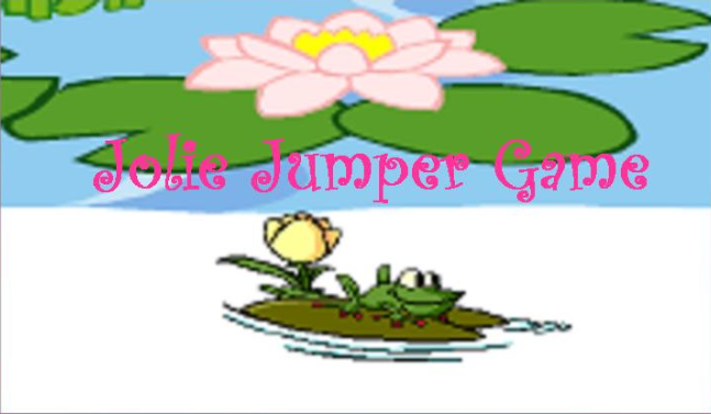 Jolie Jumper Game