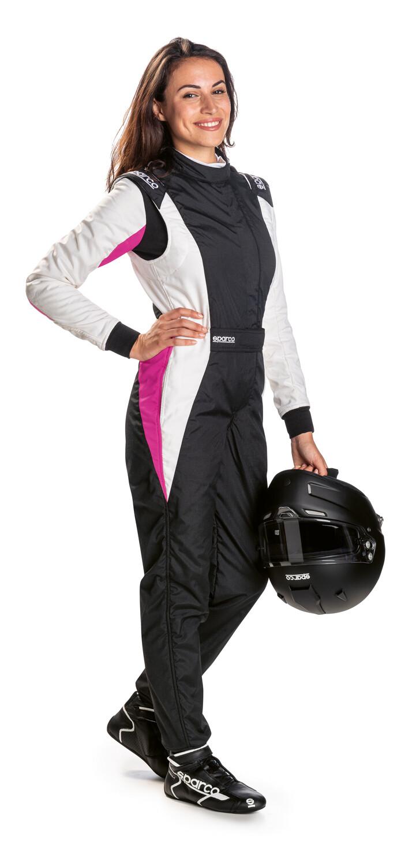Sparco Competition Lady Plus dāmu autosporta kombinezons FIA