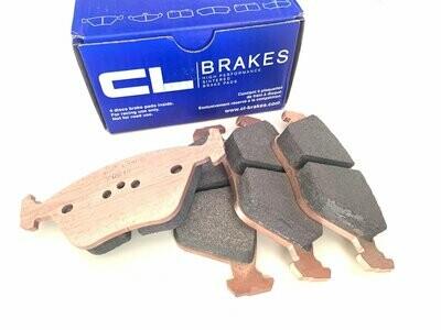 CL Brakes 4033RC6 BMW priekšējie bremžu kluči