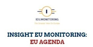 EU Agenda - IEU Monitoring 11 January 2021