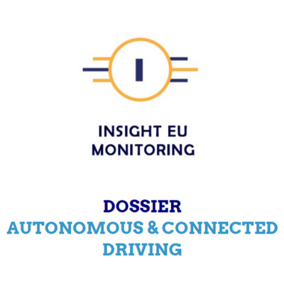 IEU Dossier: Autonomous and Connected Driving - July/August 2021 (PDF, 43 pages)
