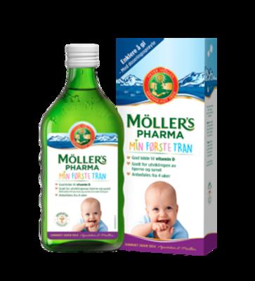 Moller's Omega-3 baby PHARMA 250мл