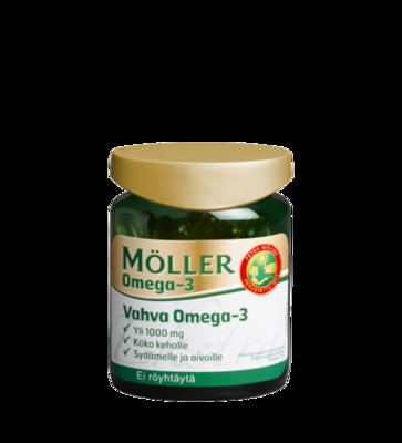 Moller Vahva Omega-3