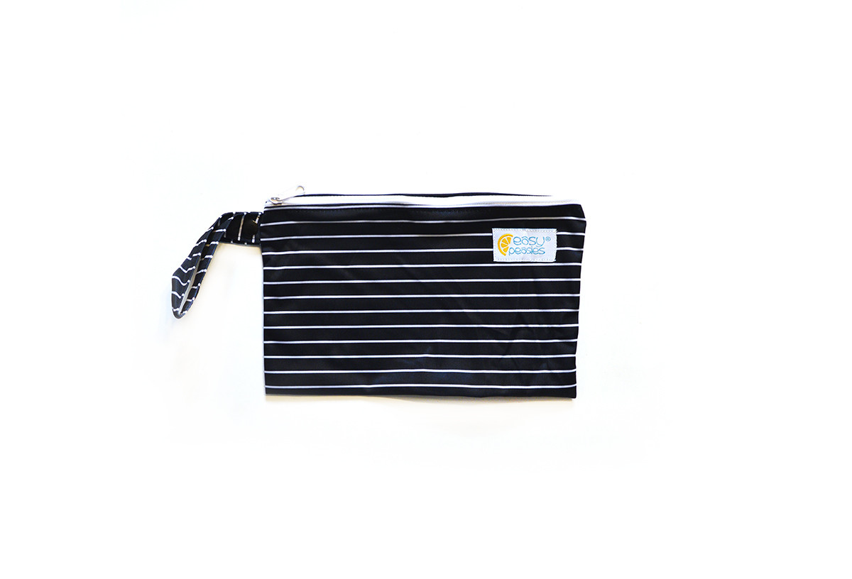 Easy Peasies® Mini Reusable Wetbag With Strap - Fedora