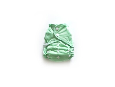 Easy Peasies® One Size Reusable Cloth Diaper Cover- Charlie