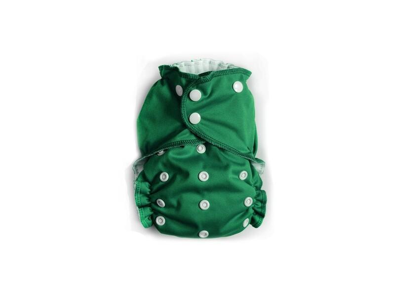 Easy Peasies Pocket Cloth Diaper - Deep Woods