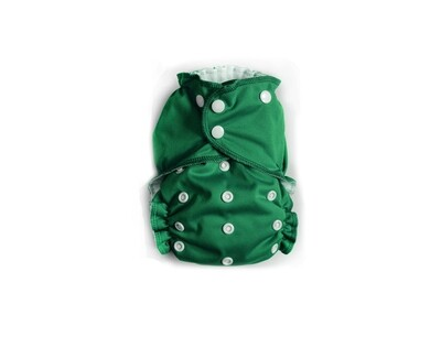 Easy Peasies One size Pocket Cloth Diaper - Deep Woods