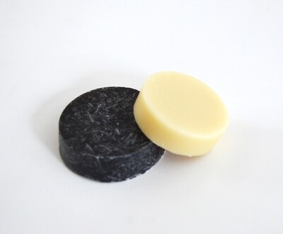 Simply Good™ Clarifying Vegan Solid Shampoo + Conditioner Bar - Hair Care