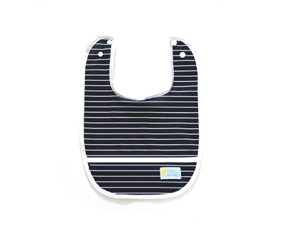 Easy Peasies® Stay Clean Bib - Fedora