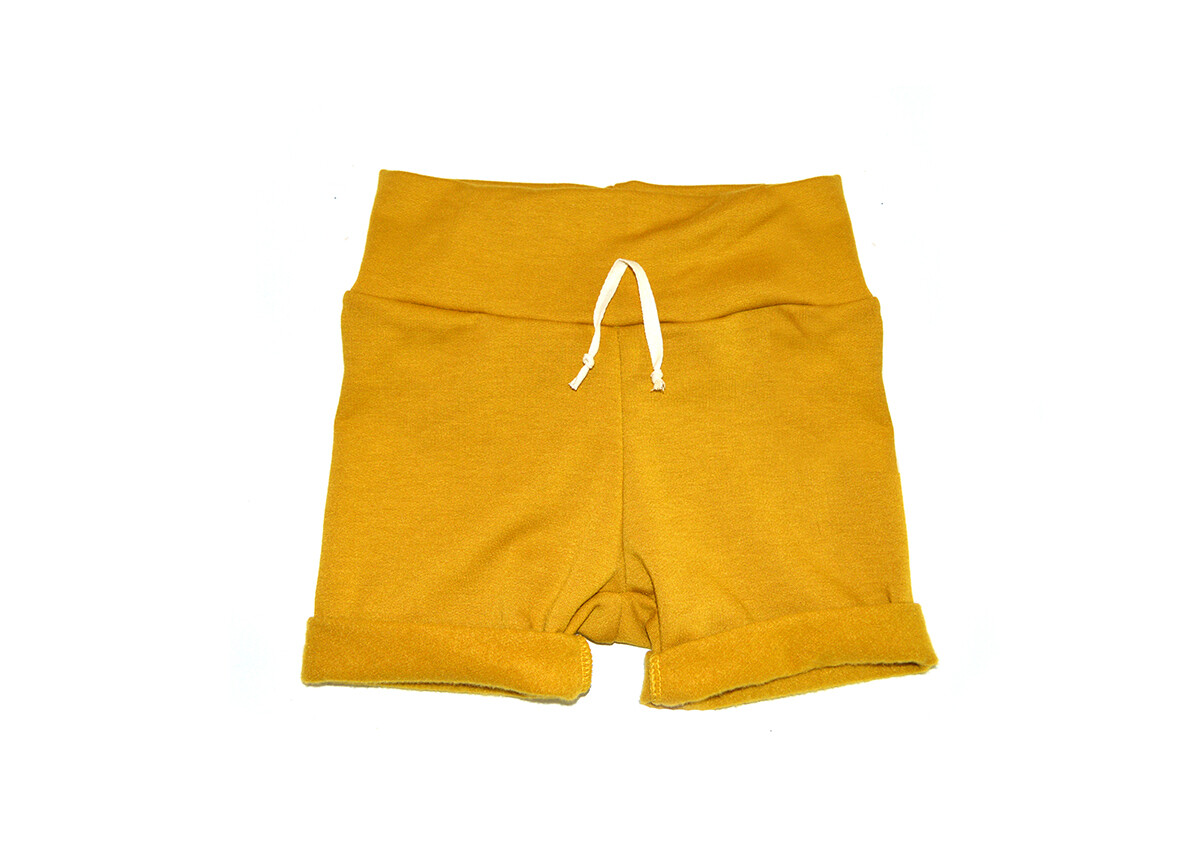 Little Sprout™ One-Size Grow with Me Lounge Short in Golden