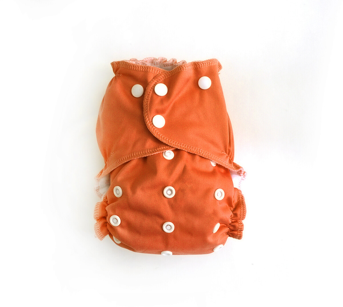 Easy Peasies One size Pocket Cloth Diaper - Tiger