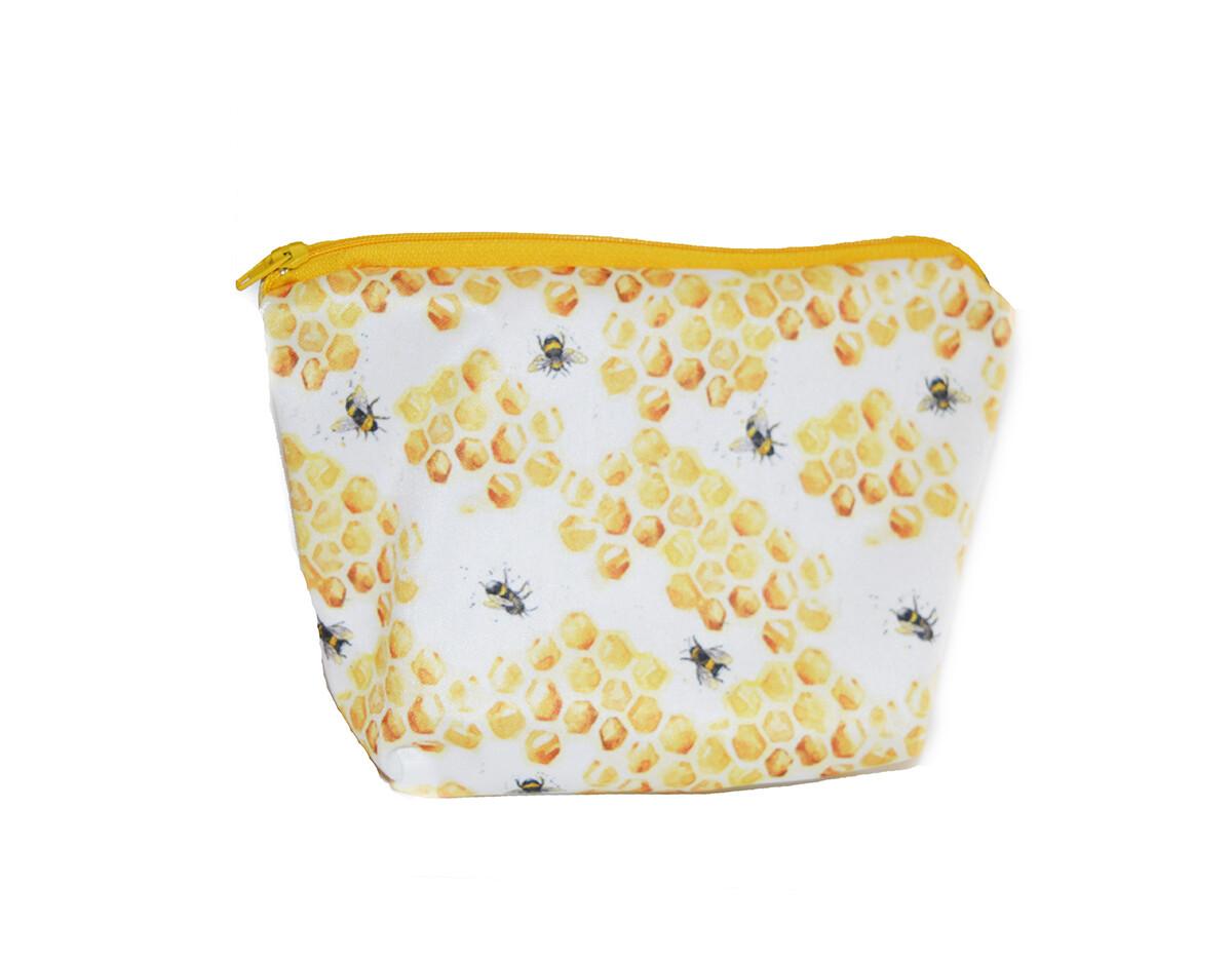 Easy Peasies® Mini Boxed-Bottom Reusable Wetbag - Honey