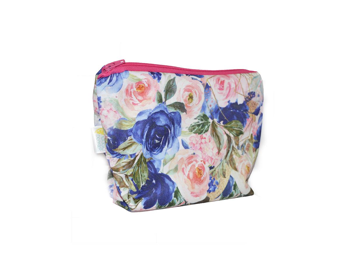 Easy Peasies® Mini Boxed-Bottom Reusable Wetbag - Bloom