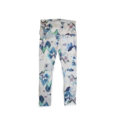 Little Sprout Pants™ in Blue Ridge Mountains | Grow With Me Leggings - Stretch