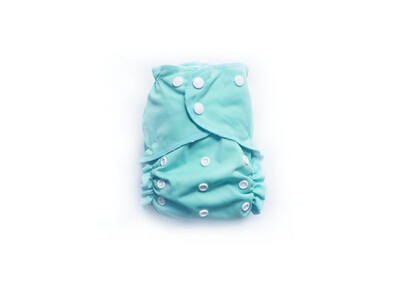 Easy Peasies® One Size Reusable Cloth Pocket Diaper - Arctic