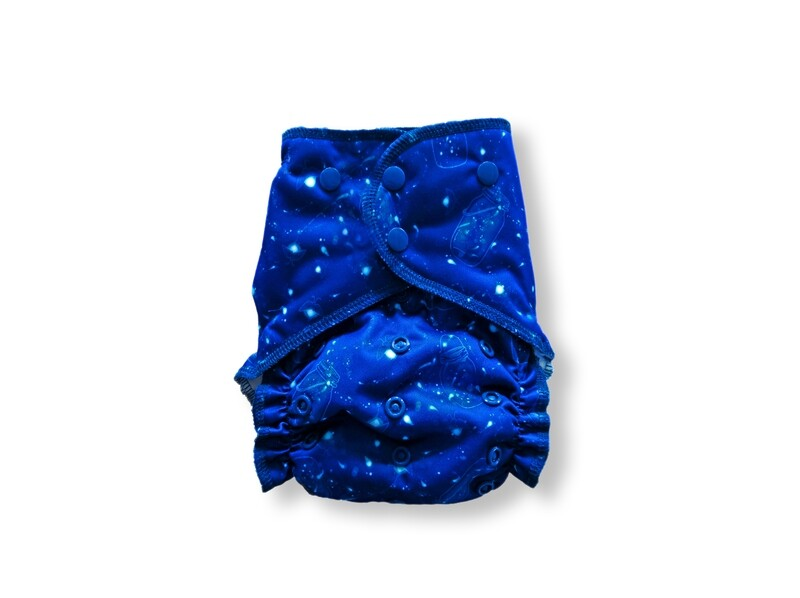 Easy Peasies® Reusable Cloth Pocket Diaper - Chase