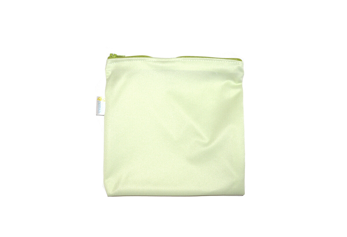 Easy Peasies® Reusable Sandwich Bag -Pistachio