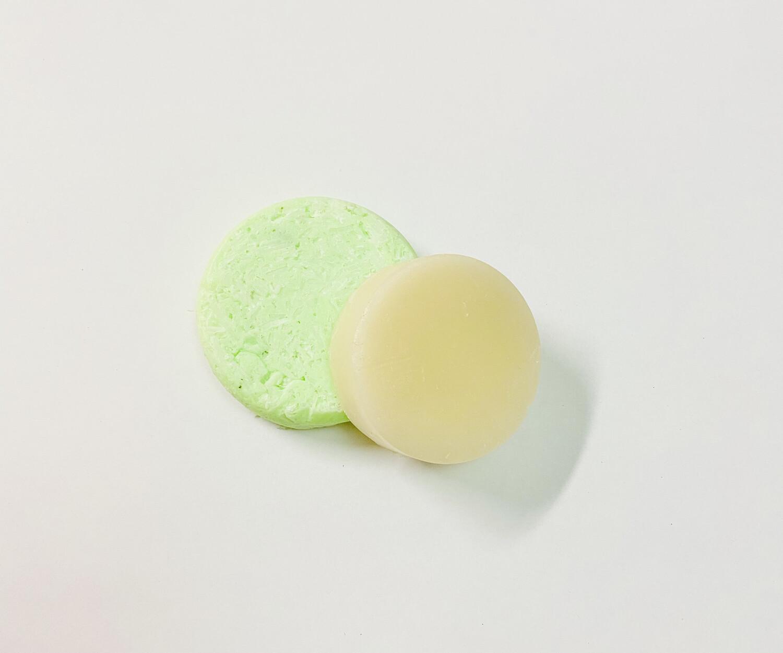 Everyday bar Simply Good™ Vegan Shampoo & Conditioner Bar Set - Lime