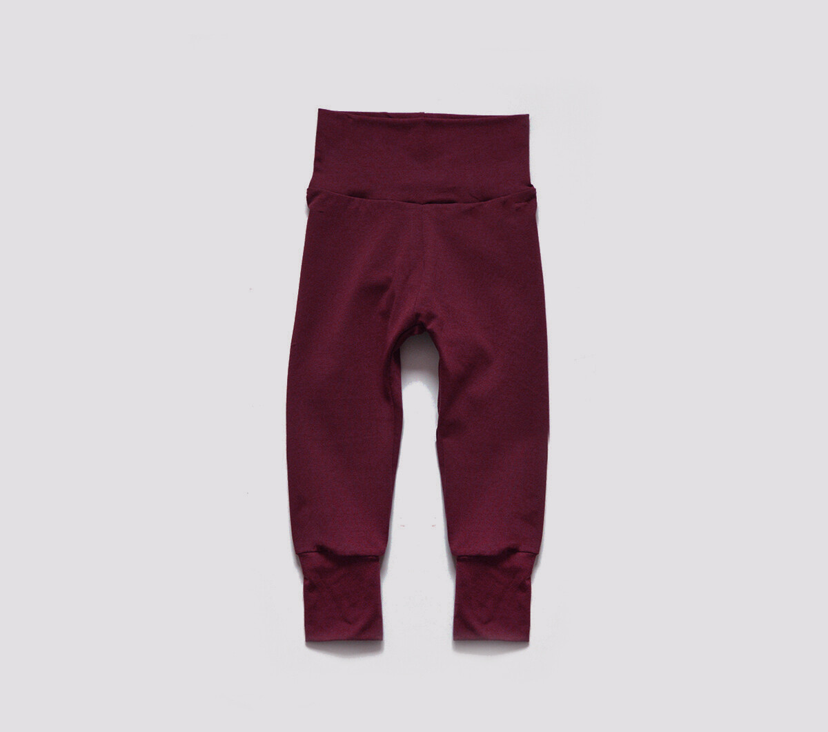 Bamboo Little Sprout Pants™    Grow With Me Leggings   Brick