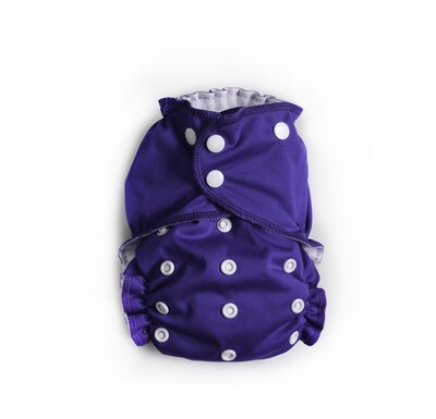 Easy Peasies® One Size Reusable Cloth Pocket Diaper - Royal