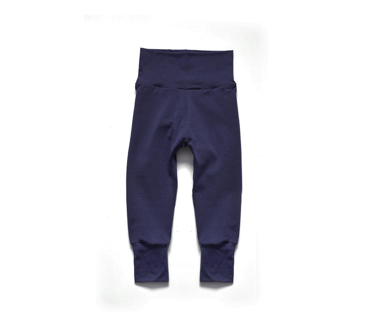 Little Sprout™ Pants Navy - Merino Wool