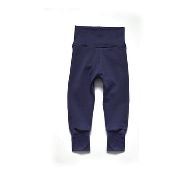 Little Sprout™ Pants Navy - Merino Wool