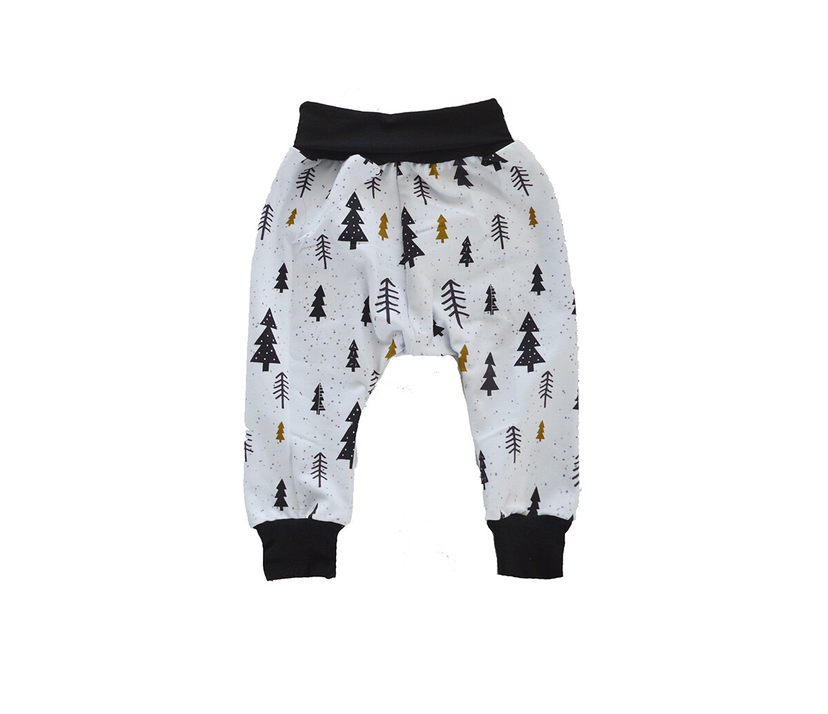 Little Sprout™ One-Size Grow with Me Harem Pants - Lightweight Summer Bottoms - Alpines