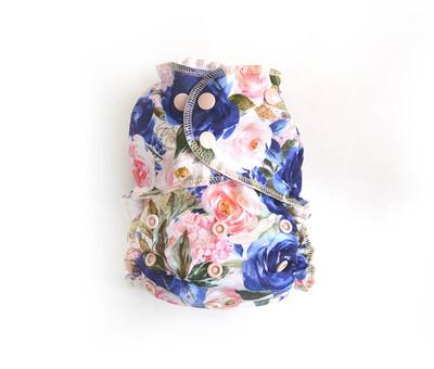 Easy Peasies® One Size Reusable Cloth Swim Diaper - Bloom