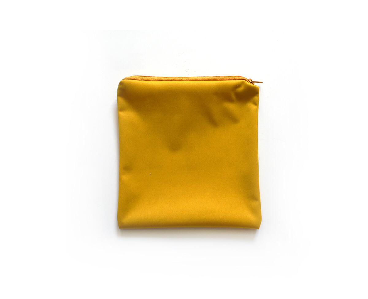 Easy Peasies® Reusable Sandwich Bag - Harvest Gold