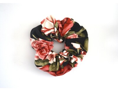 Scrunchy Hair Tie | No-Damage Hair Elastic Ponytail - Rosie