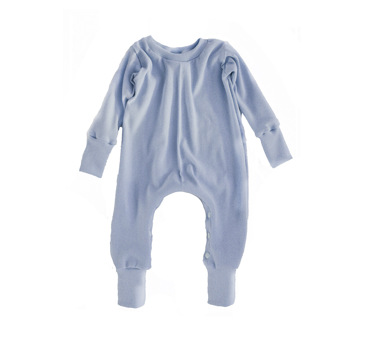 Little Sprout™ Grow with Me Footless Ribbed Knit Sleeper | Stone