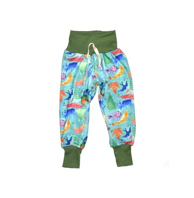 Little Sprout™ One-Size Grow with Me Lounge Pants - Bottoms - Wild & Free