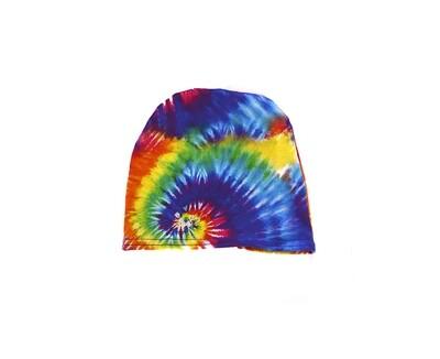 Little Sprout™ Beanie Hat | Summer Tie Dye