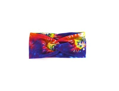 Twist Headband  | Summer Tie Dye