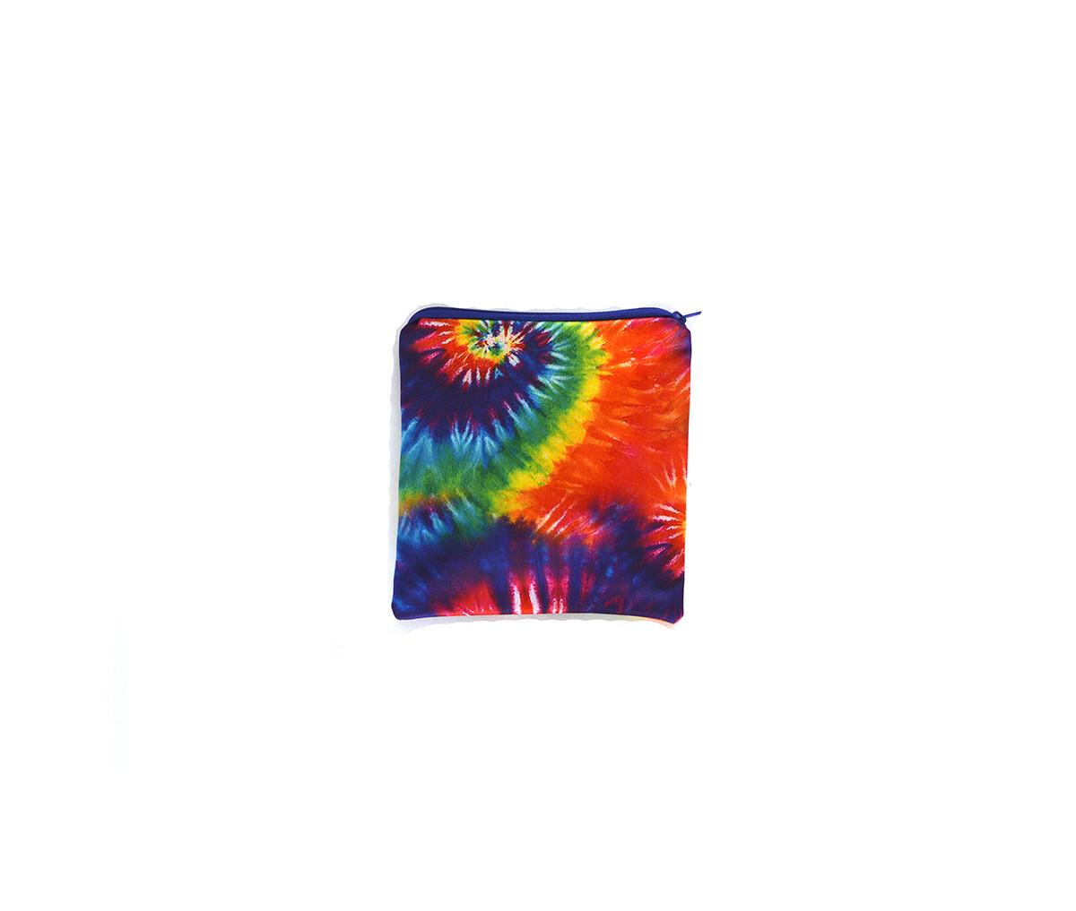 Easy Peasies® Reusable Snack Bag | Summer Tie Dye