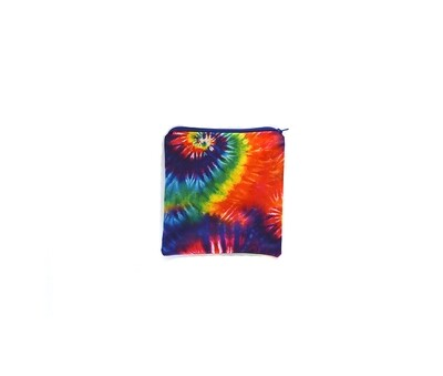 Easy Peasies® Reusable Snack Bag | Summer Tie Dye