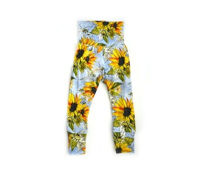 Little Sprout Pants™ | Grow With Me Leggings | Sunflower Denim