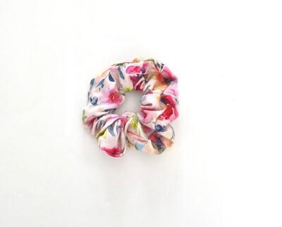 Scrunchy Hair Tie | No-Damage Hair Elastic Ponytail - Eva