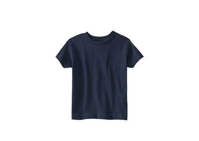 Little Sprout™ Bamboo Baby/Kids T-Shirt | Navy